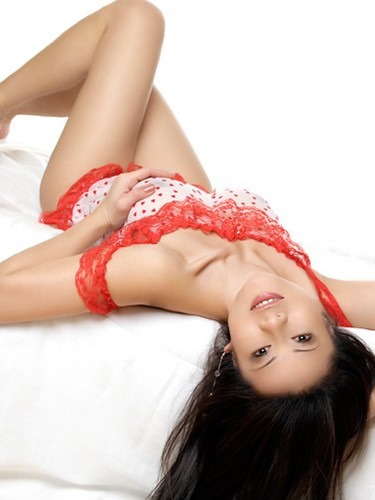 Have a special massage with an Asian escort in London!
